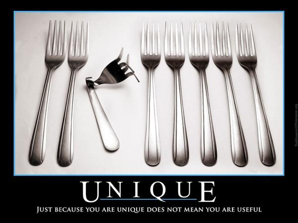 uniek